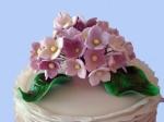 flores de azucar hortensia