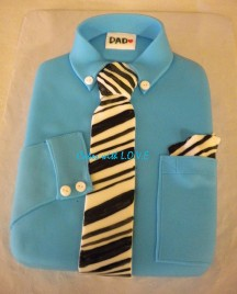 foto dia padre camisa azul oscuro cakes whit love