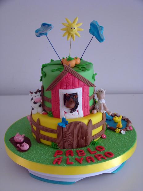 tarta granja