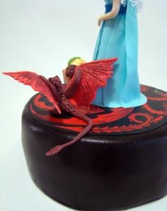 tarta juego de tronos 1