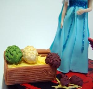 tarta juego de tronos 2