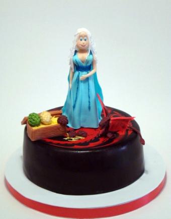 tarta juego de tronos 4