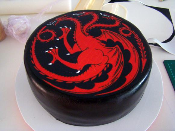 tarta juego de tronos 5
