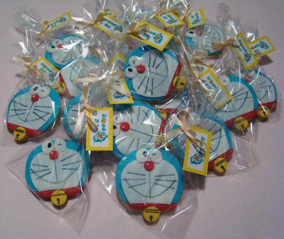 doraemon galletas