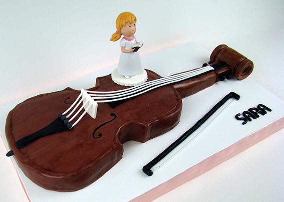tarta violonchelo comunion 4