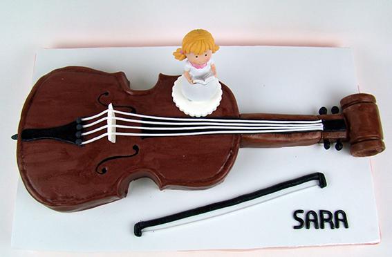 tarta violonchelo comunion 6