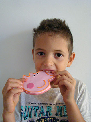 galletas peppa pig 5