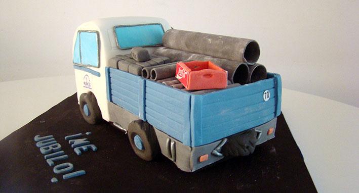 tarta camion avia 1