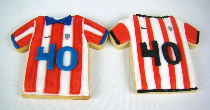 galletas equipacion futbol