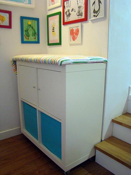Mueble para la plancha dulces modelados - Mueble de plancha ...