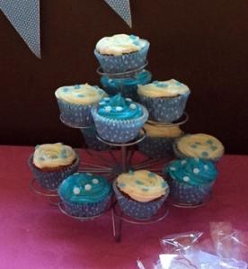 cupcake comunión
