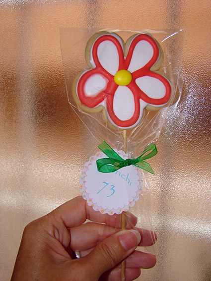 ramo de flores de galletas3