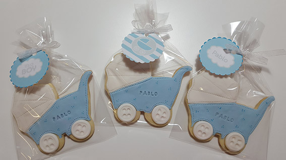 Galletas bautizo Pablo baby shower3
