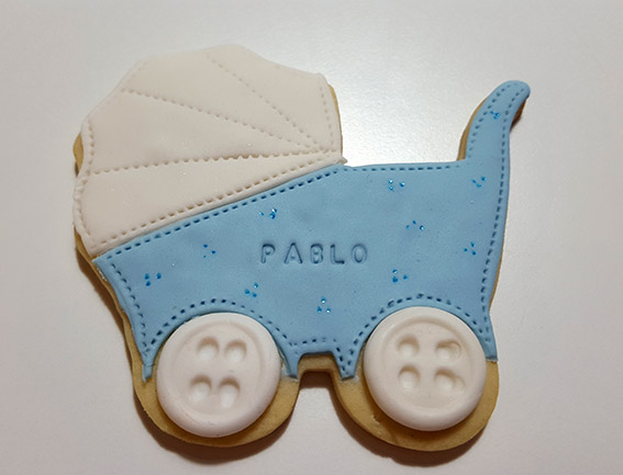 Galletas bautizo Pablo baby shower5