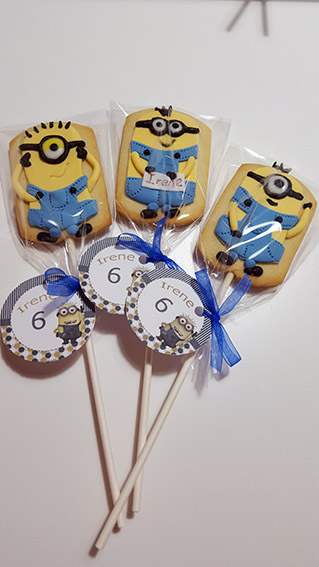 Galletas minioms 1