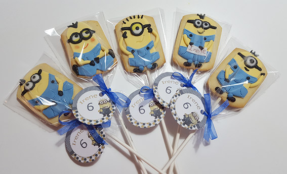 Galletas minioms 3