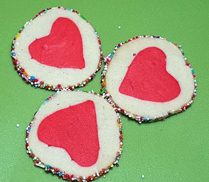 Galletas San Valentin Corazón 011