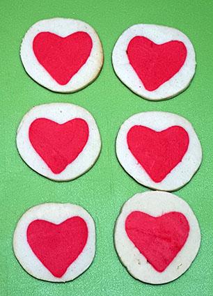 Galletas San Valentin Corazón 015