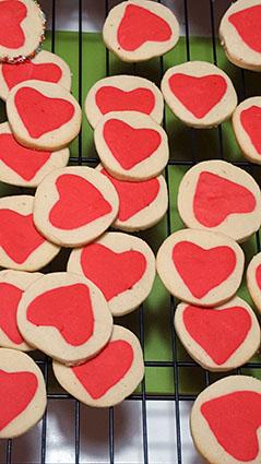Galletas San Valentin Corazón 017