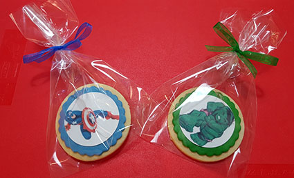 galletas superheroe super hero cookie3