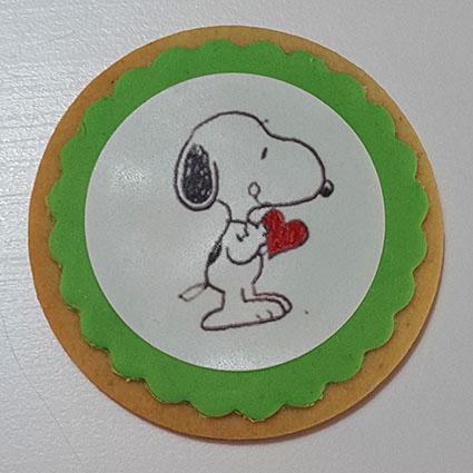 galletas snoopy y su pandilla Carlitos brown 6